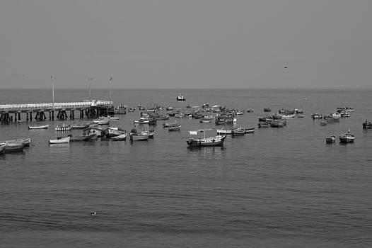 Fisherman's Wharf - Chorrillos by Luis Fernando Del Aguila Mejia