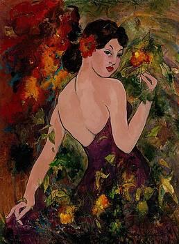 Flamenca by Elaine Elliott