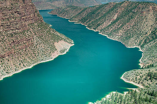 Flaming Gorge National Recreation Area in Utah by Rob Huntley