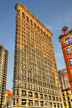 Flatiron Building Profile by Randy Aveille