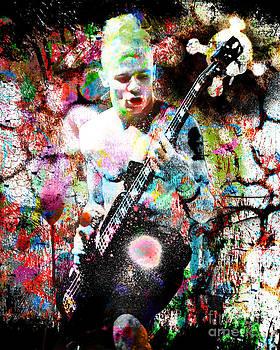 Flea by David Plastik