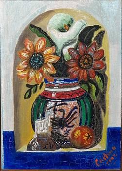 Flores by Cristina Chavez