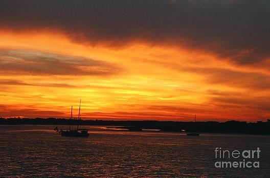Florida Sunset by Adam Dowling