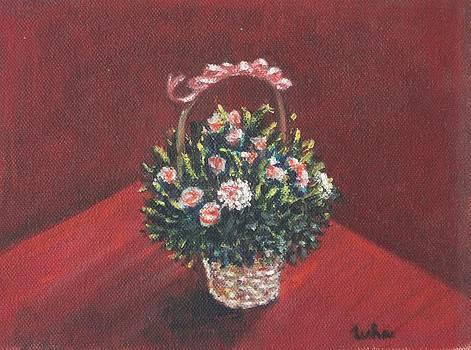 Usha Shantharam - Flower Basket