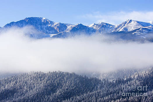 Steve Krull - Foggy Peak