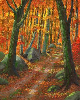 Frank Wilson - Forest Light