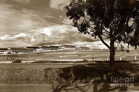 California Views Mr Pat Hathaway Archives - Barracks at Fort Ord Army Base Monterey California 1955