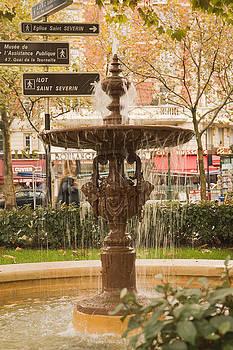 Mick Burkey - Fountain