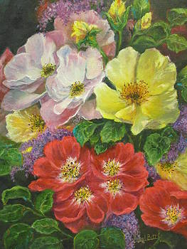 Fragrance and color by Carol Bitz