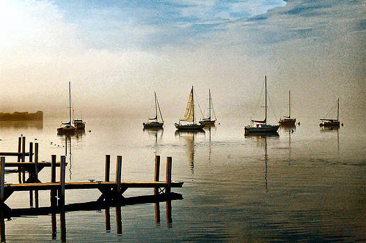 Frankfort Morning Mist by James Gordon Patterson