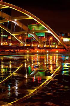 Frederick Douglass Susan B Anthony Memorial Bridge by Scott Slattery