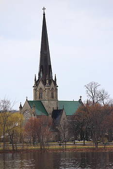 Fredericton by Sue Magoon