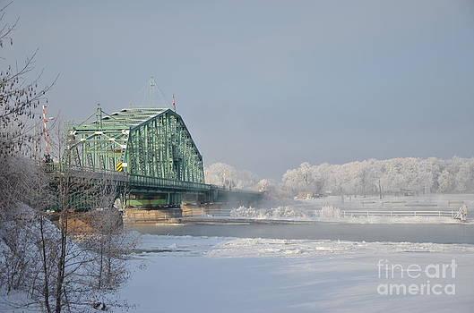 Free Bridge by Jason Layden