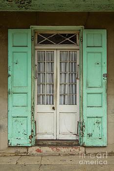 French Quarter Door - 13 by Susie Hoffpauir