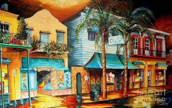 Frenchmen Street New Orleans by Diane Millsap