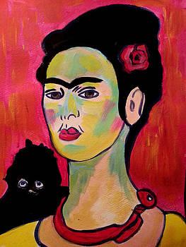 Nikki Dalton - Frida Kahlo 3
