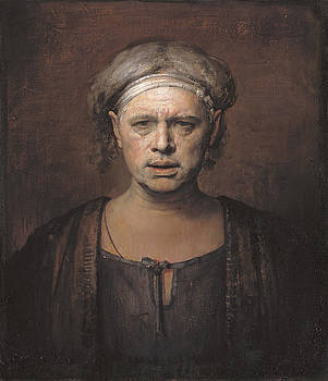 Frontal by Odd Nerdrum
