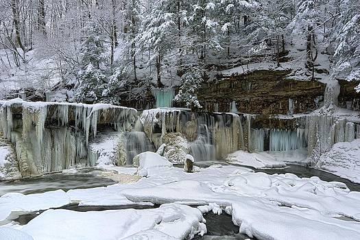 Frozen In Time by Daniel Behm