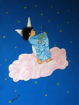 Gathering Starlight by Pamela Allegretto