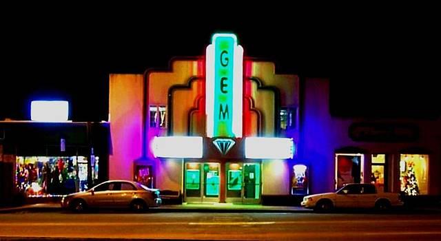 Gem Theater  by Brian Hubmann