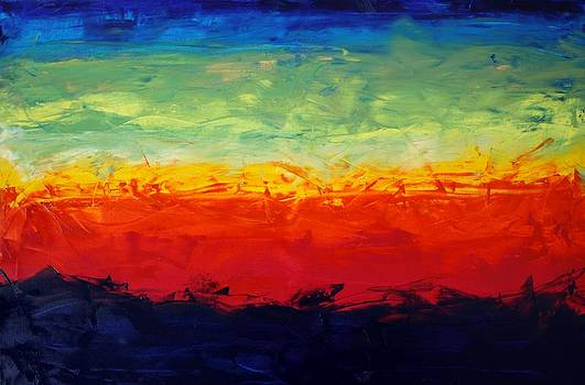 Genesis by Joel Andrew Bustard