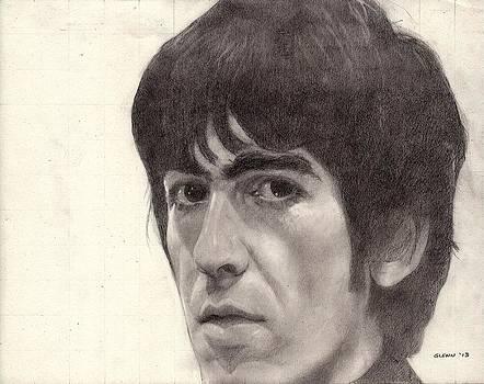 George Harrison by Glenn Daniels