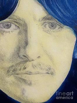 George Harrison by Kean Butterfield