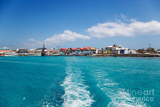 Jo Ann Snover - George Town waterfront Cayman Islands