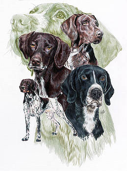 Barbara Keith - German Short-haired Pointer Puppies