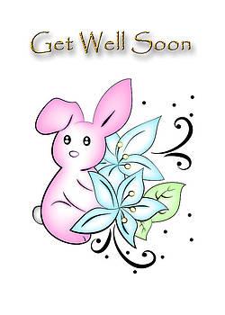 Jeanette K - Get Well Soon Bunny