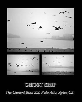 Ghost Ship by AJ  Schibig