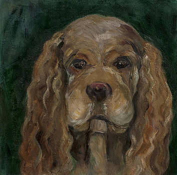 Ginger by Ellin Blumenthal