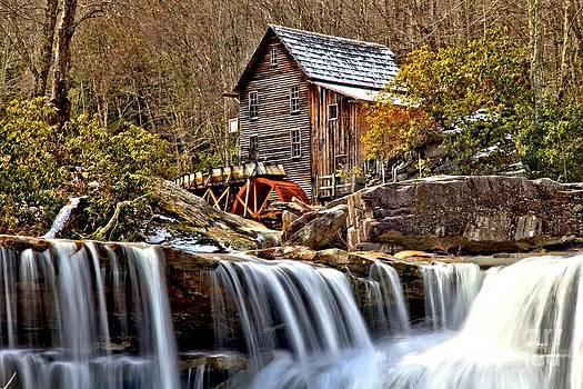 Adam Jewell - Glade Creek Grist Mill