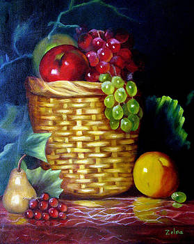 God's Bounty by Zelma Hensel