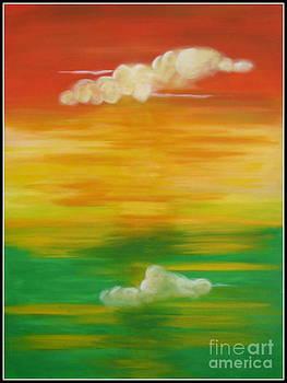 God's Glory by Shweta  Kanhai