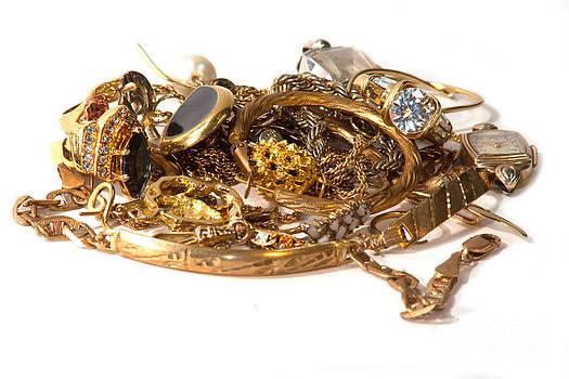 Gunter Nezhoda - Gold scrap