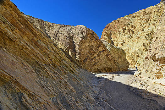Dana Sohr - Golden Canyon - Death Valley