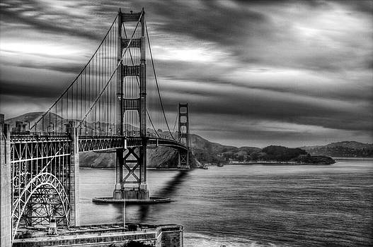 Golden Gate by Kyle Simpson