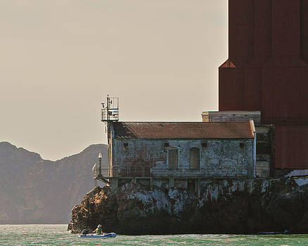 Steven Lapkin - Golden Gate North Tower