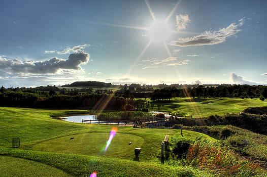 Golf Course by Arnold Nagadowski