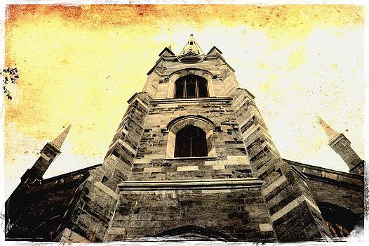 Laura Carter - Gothic Church Cathedral Photograph