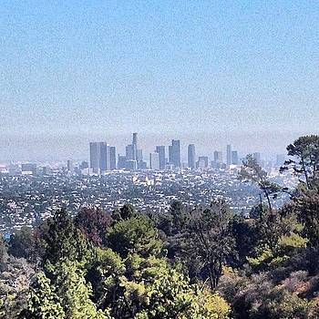 @gracegkay #hike #griffithpark #la by Ben Tesler