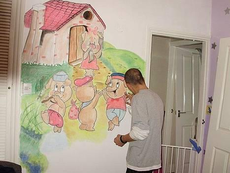 Graffiti. by Alessandro Cedroni
