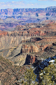 Grand Canyon by Pamela Lecavalier