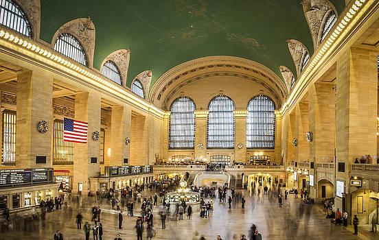 Grand Central  by Shari Mattox
