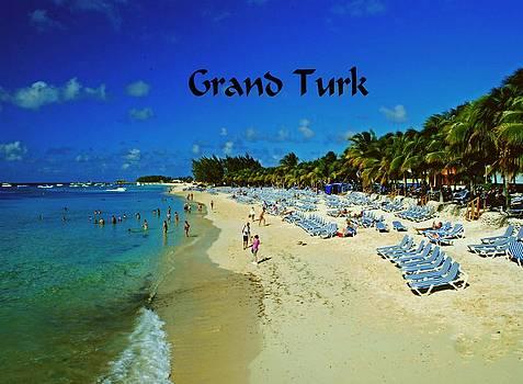 Gary Wonning - Grand Turk
