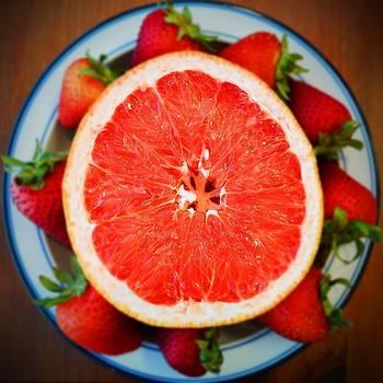 Grapefruit by Heidi Pence