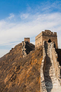 Great Wall of China by Fototrav Print