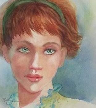 Marilyn Jacobson - Green Eyes