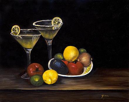 Guacamole and Margaritas by Gina Cordova